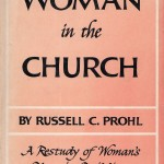 Woman in the Church Russell Prohl LCMS Missouri Synod Lutheran