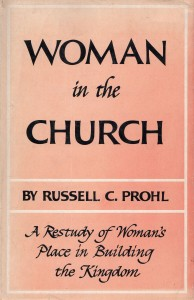 Woman in the Church